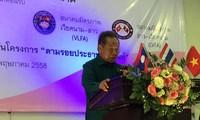 Mít tinh kỷ niệm ngày sinh Chủ tịch Hồ Chí Minh tại Nakhon Phanom