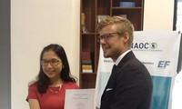 Sinh viên Việt Nam lọt vào top 75 nhà lãnh đạo trẻ thế giới