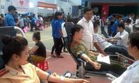 Nhiều hoạt động hưởng ứng Ngày Thế giới tôn vinh người hiến máu