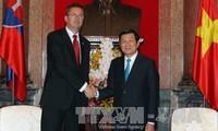 Việt Nam và Slovakia thúc đẩy hợp tác quốc phòng