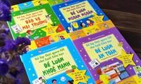 """Ra mắt bộ sách: """"Sổ tay thói quen tốt cho học sinh tiểu học"""""""
