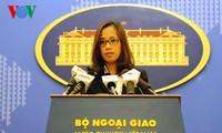 Việt Nam phản đối mạnh mẽ các vụ tấn công khủng bố tại Pháp, Kuwait và Tunisa