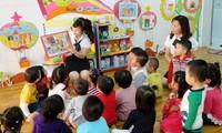 Chủ tịch nước Trương Tấn Sang: Tạo điều kiện tốt nhất để phát triển ngành giáo dục