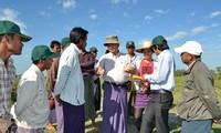 Doanh nghiệp Việt Nam hỗ trợ người nghèo tại Campuchia