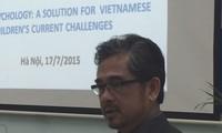 Tiến sĩ gốc Việt nỗ lực hợp tác phát triển ngành tâm lý học đường ở Việt Nam