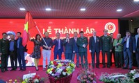 Hội Cựu chiến binh Việt Nam tại LB Nga thành lập