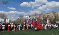 Khai mạc Đại hội Thể thao Sinh viên Việt Nam tại Nga - Hè 2016