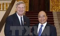 Thủ tướng Nguyễn Xuân Phúc tiếp Bộ trưởng Nông nghiệp Hoa Kỳ