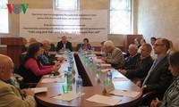 Hội thảo về triển vọng phát triển quan hệ Nga - Việt