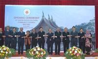 ASEAN xây dựng kế hoạch Cộng đồng Văn hóa xã hội