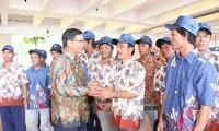 Trao đổi hợp tác Việt Nam - Indonesia trong lĩnh vực ngư nghiệp