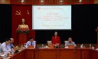 Ban Dân vận Trung ương gặp mặt các Đại sứ, Trưởng Cơ quan đại diện Việt Nam ở nước ngoài