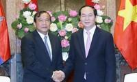 Ngoại giao Việt Nam – Campuchia nỗ lực góp phần vào việc phát triển quan hệ hợp tác giữa hai nước
