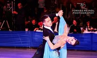 Le Michał & Jabłońska Sandra vô địch khiêu vũ toàn Ba Lan