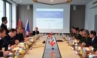 Việt - Pháp hướng tới quan hệ hợp tác quốc phòng hiệu quả, thực chất,