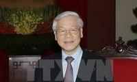 Tổng Bí thư Nguyễn Phú Trọng sắp thăm chính thức Cộng hòa Nhân dân Trung Hoa