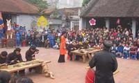 Cơ cấu, tổ chức không gian sống của làng Việt
