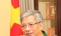 Đoàn đại biểu Bộ Quốc phòng Việt Nam thăm Mozambique