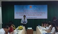Hội thảo tham vấn kế hoạch hành động phụ nữ và kinh tế APEC