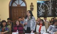 Đẩy mạnh dạy tiếng Việt và văn hóa Việt ở Ukraine