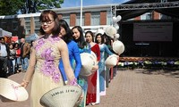 Việt Nam tham gia Lễ hội mùa xuân tại Brussels