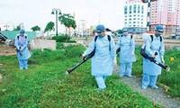 Ngày ASEAN phòng, chống sốt xuất huyết: Hà Nội phát động Chiến dịch vệ sinh môi trường