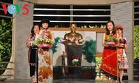 Việt Nam quảng bá hình ảnh Chủ tịch Hồ Chí Minh tại Ai Cập
