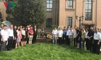 Đại sứ quán Việt Nam tại Trung Quốc kỷ niệm 127 năm ngày sinh nhật Bác