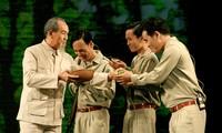 """Hình tượng Chủ tịch Hồ Chí Minh gần gũi trong vở kịch """"Dấu xưa"""""""