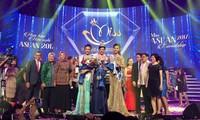 Người đẹp Việt Nam dành ngôi Á hậu 1 thi Hoa hậu Hữu nghị ASEAN