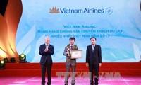 Trao Giải thưởng Du lịch Việt Nam 2017