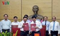 Đài Tiếng nói Việt Nam và tỉnh Nghệ An hợp tác truyền thông