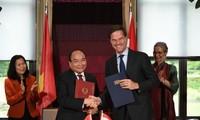 Tuyên bố chung Việt Nam -Hà Lan