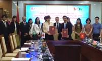 Tiếp tục tăng cường hợp tác giữa Đài TNVN và Tập đoàn Kansai, Nhật Bản