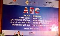 Cộng đồng kinh tế ASEAN (AEC) và cơ hội cho doanh nghiệp Việt Nam
