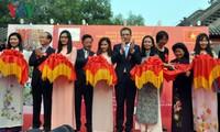 Triển lãm tranh - giao lưu văn hoá Việt Nam tại Bắc Kinh