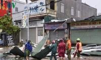 Khẩn trương khắc phục hậu quả của bão Doksuri
