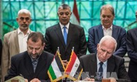 Fatah và Hamas ký thỏa thuận hòa giải: Bước tiến quan trọng cho hòa giải nội bộ Palestine
