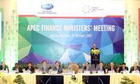 Hội nghị Bộ trưởng Tài chính APEC 2017 thông qua Tuyên bố chung