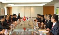 Thúc đẩy quan hệ hợp tác toàn diện Việt Nam - Hàn Quốc