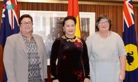 Thúc đẩy quan hệ giữa Việt Nam và bang Tây Australia