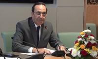 Chủ tịch Hạ viện Vương quốc Marocco thăm chính thức Việt Nam