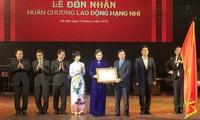 Cục Điện ảnh Việt Nam đón nhận Huân chương Lao động hạng Nhì