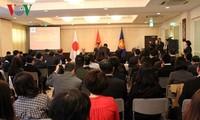 Ông Nguyễn Thiện Nhân gặp gỡ cộng đồng người Việt Nam tại Nhật Bản