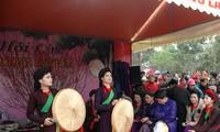 Das Fest in der Heimat des Quan Ho-Gesangs eröffnet