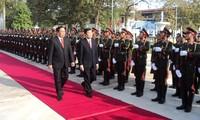 Enge freundschaftliche Beziehungen zwischen Vietnam und Laos