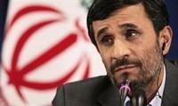 Ahmadinedschad: Iran beugt sich nicht vor Druck des Westens