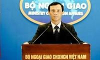 Kritik auf Mißhandlungen chinesischer Marine gegen vietnamesische Fischer