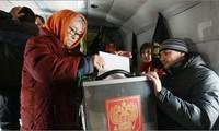 Russland: Start der Präsidentschaftswahl