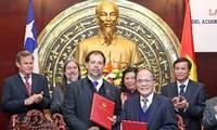 Chilenischer Senatspräsident beendet Vietnam-Besuch